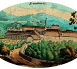 Pohled na pivovar na konci 18. století
