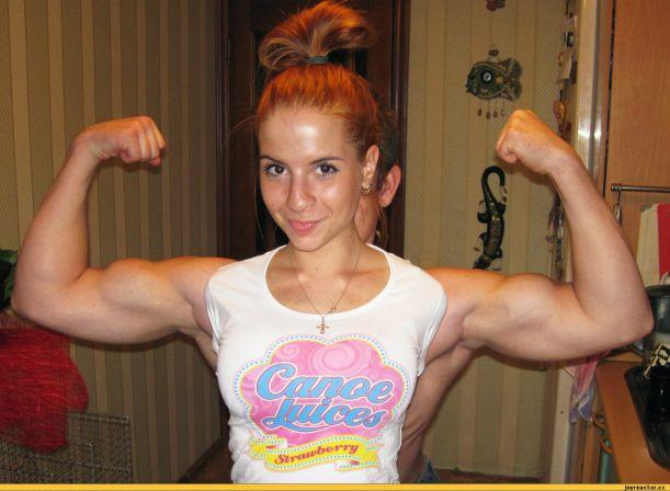 Ty máš svaly, já mám čáry