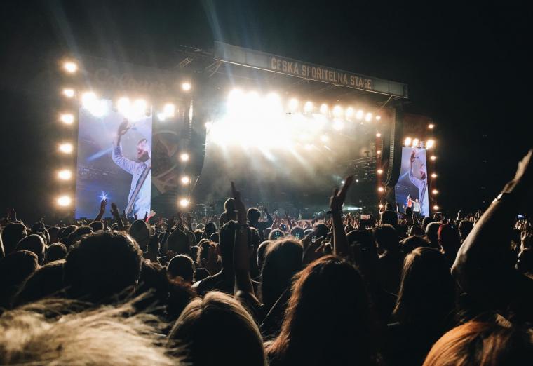 Koncert Imagine Dragons byl fenomenálním zážitkem pro všechny fanoušky.