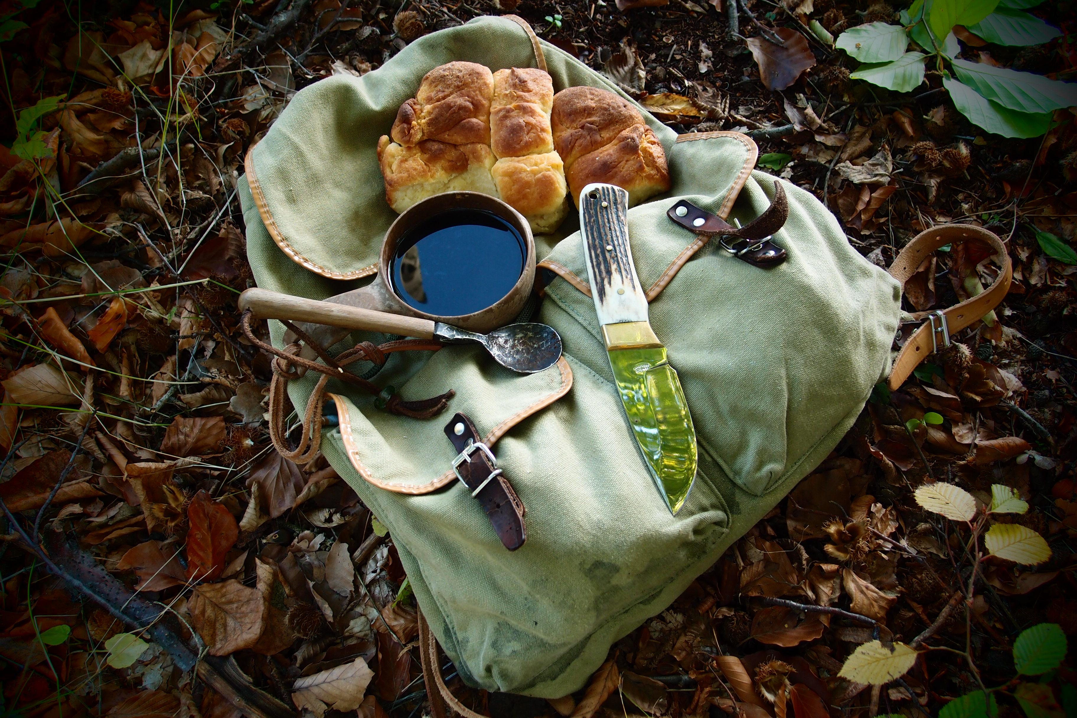 Do lesa stačí jen pár základních věcí
