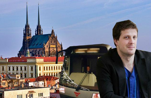 Brno vstupuje do 21. století a znovu bojuje za projekt výstavby podzemní železnice, která by měla vést centrem města.