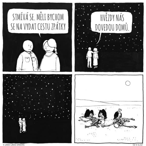 Černobílé porno komiksy