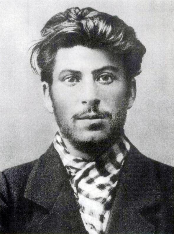 1) Josif Stalin, 1902