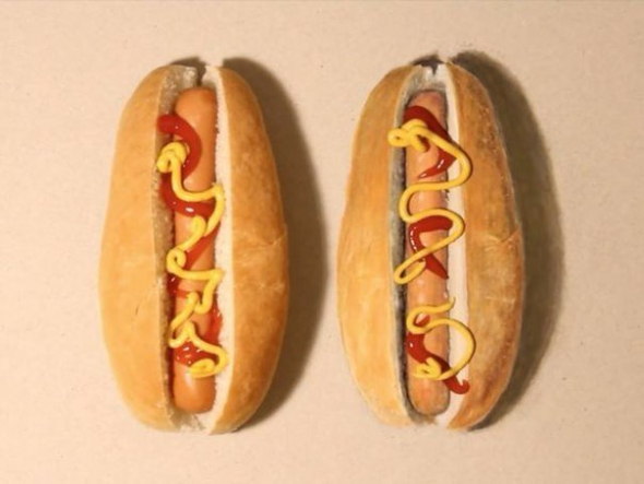 3 Neni Hot Dog Jako Hot Dog Original Ci Kresba 10 Dokonale
