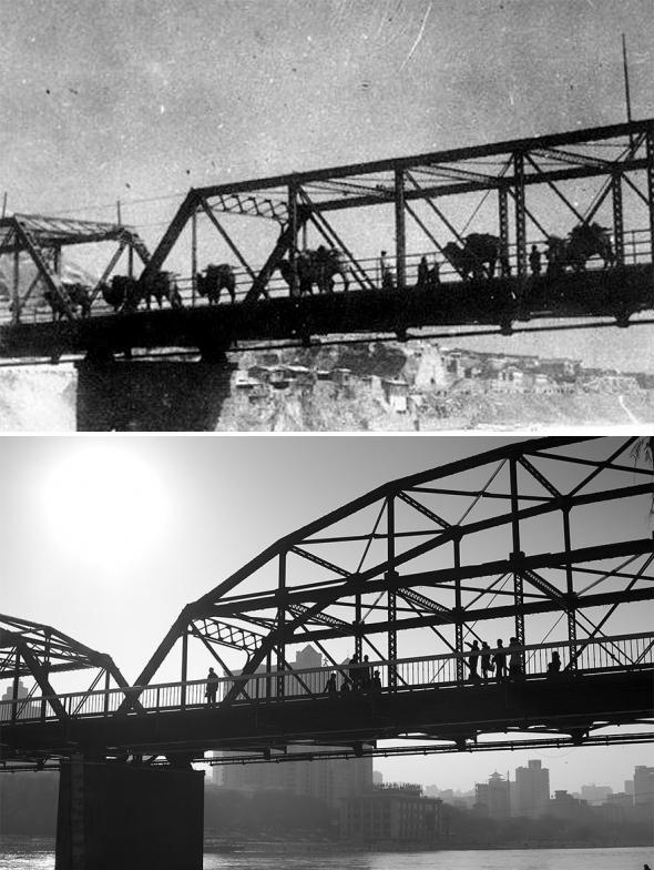 3. Lan-čou 1910 a  2016