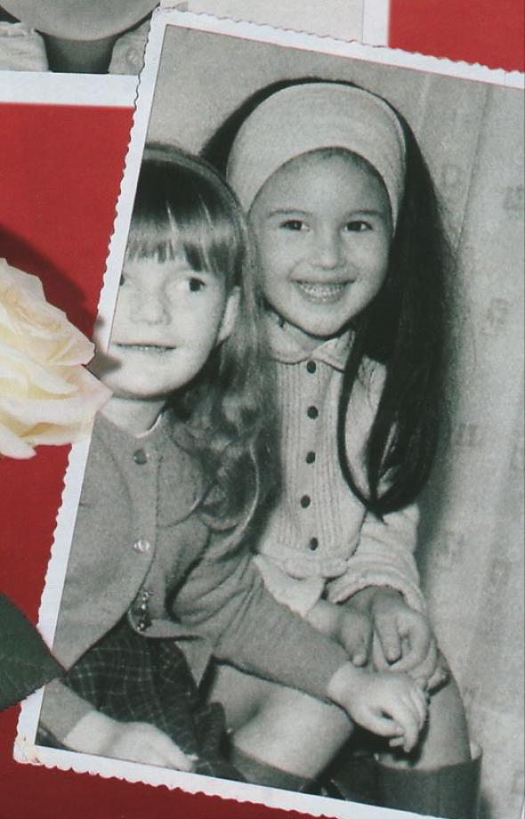 3. Monica Bellucci v roce 1975
