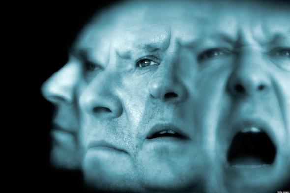 1. Schizofrenie a poruchy s bludy - 19,3 procent pacientů léčeben