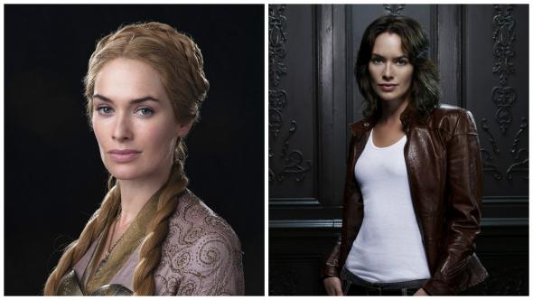 1. Cersei Lannister — Lena Headey