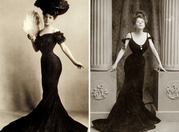 1) 1910: Gibsonovy dívky