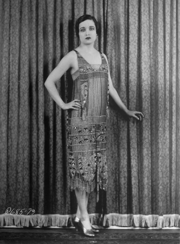 2) 1920: Flappers neboli Ptáčata