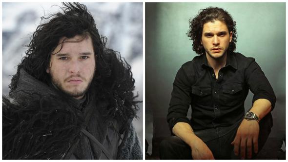 2. Jon Snow — Kit Harington