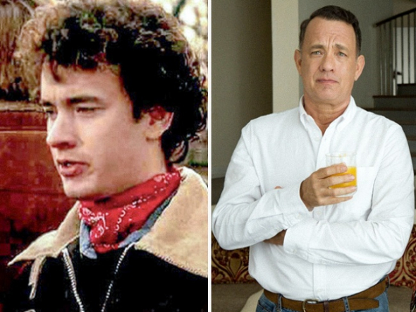 3. Tom Hanks