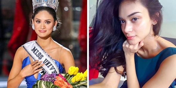 Pia Alonzo Wurtzbach (Filipíny), Miss Universe 2015