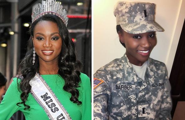Deshauna Barber (USA), Miss USA 2016