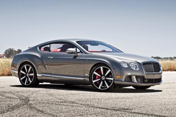 3. Bentley – 390 vozů