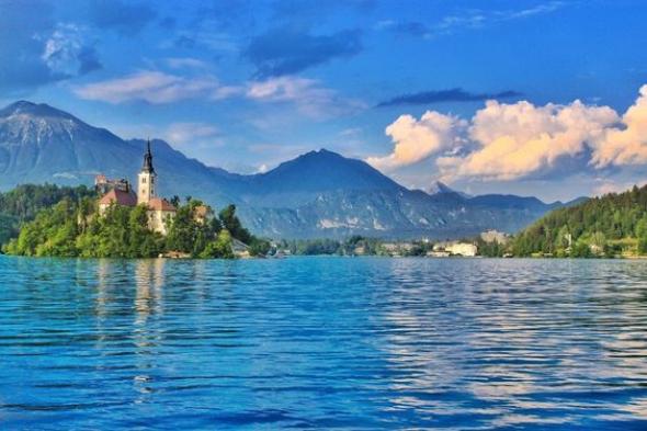 2. Slovinsko je nádherná země