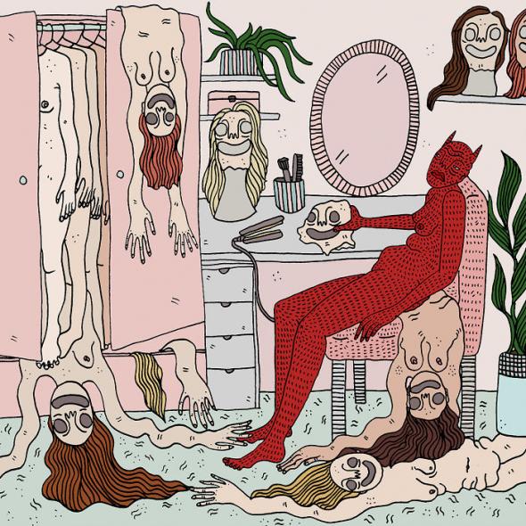Každá moderní žena má doma několik masek, které dennodenně převléká...