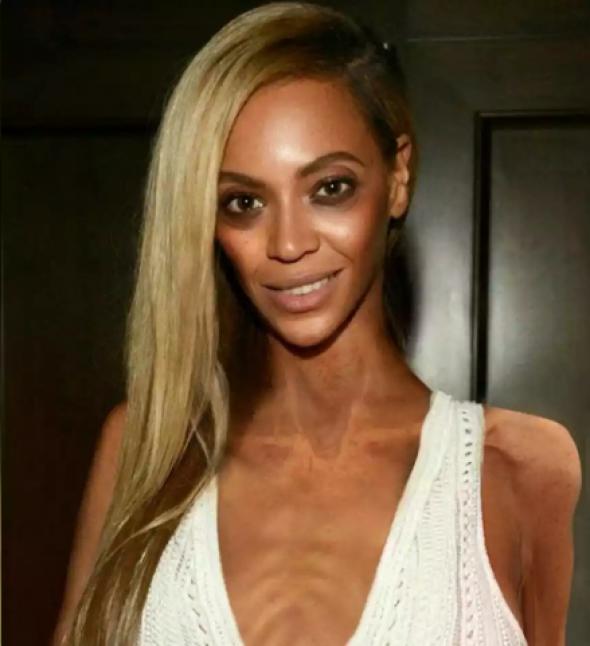 Beyoncé skutečně vypadá jako somálská žena.