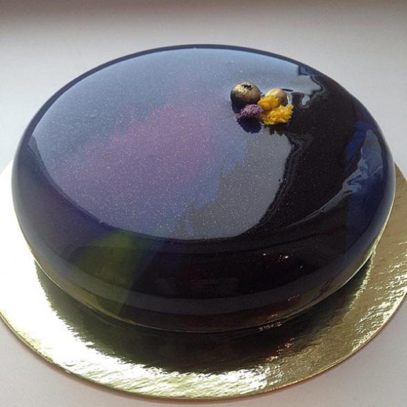 3. Vesmírný dortík