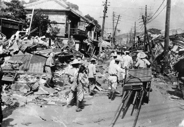 3. Haiyuan Ningxia, Čína, rok 1920, 7,8 Richterovy stupnice - 200 000 obětí