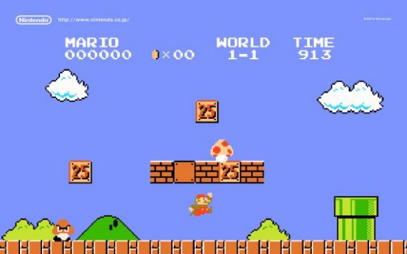 2. Super Mario (1985)