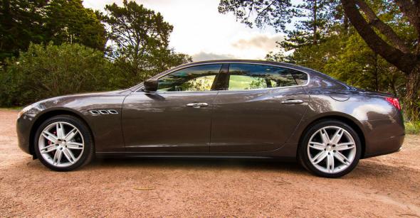 2. Maserati – 515 vozů