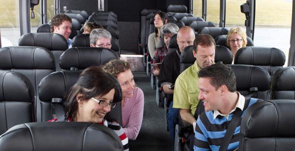 3. Autobusem – 1 266 000 cest