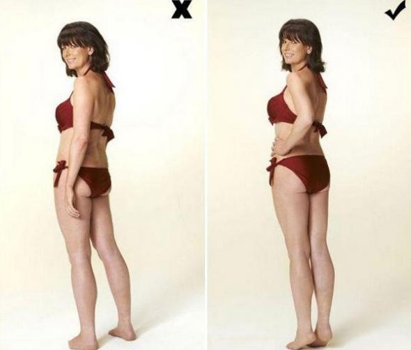 3. Chcete dámy, aby vaše pozadí vypadalo na fotce perfektně?
