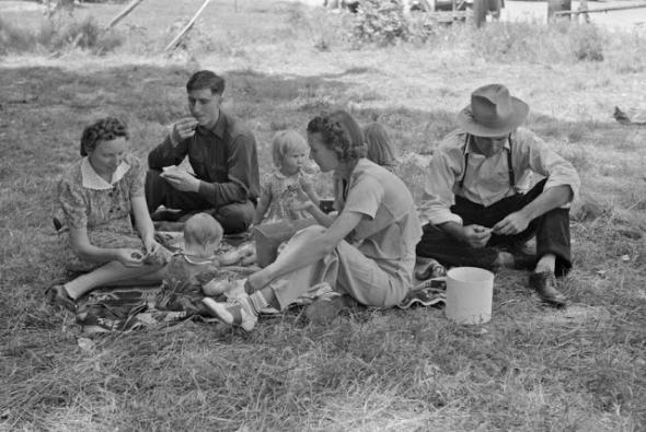 3. Piknik všude