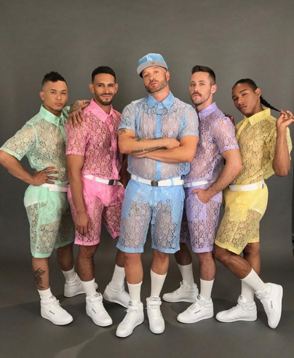 2# Letní móda pro pány... Která barva je pro vás top?